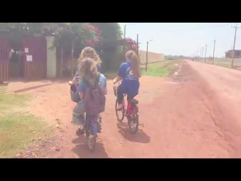 Commute to School - Volunteering in Cambodia with Project Trust