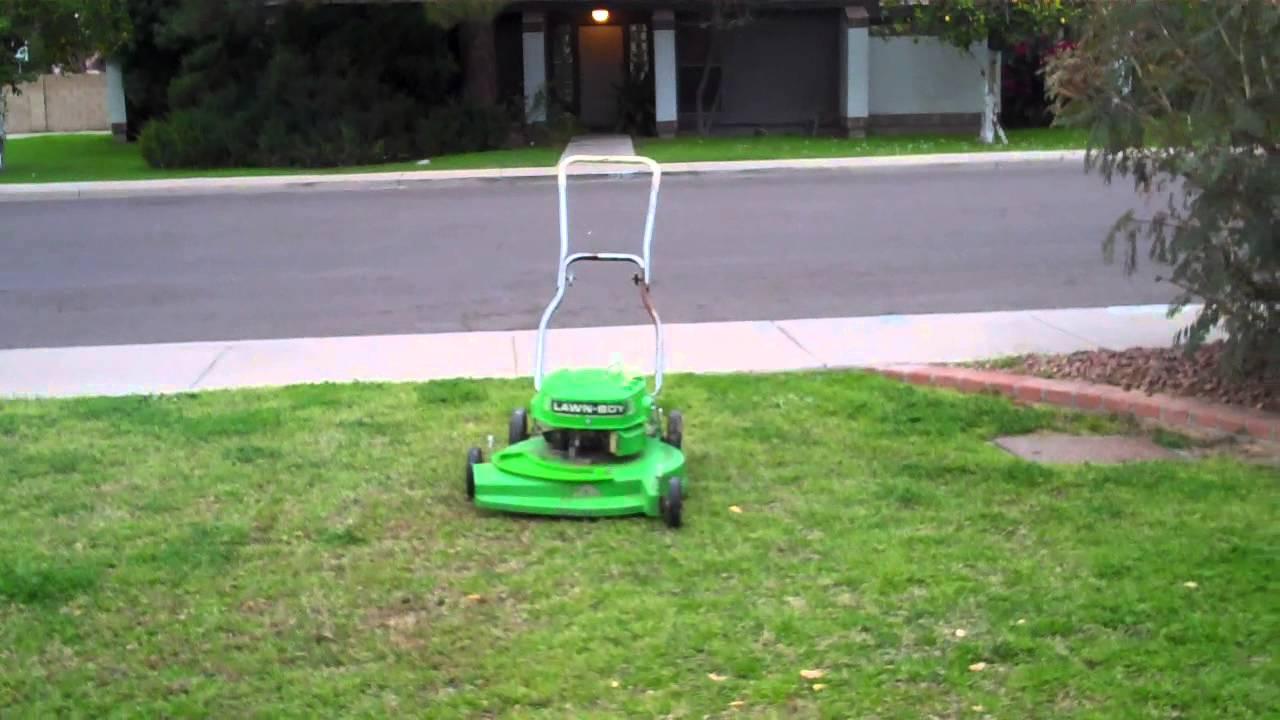 1978 Lawn Boy 2 Stroke Mower