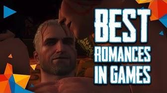 TOP 14 Best Romances in PC Video Games (2018)