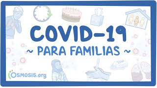 COVID-19 for Families (Spanish)