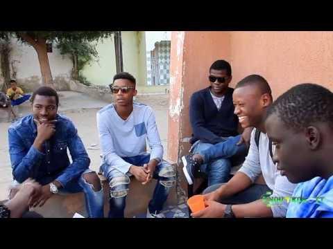 Nouakchott Urban Music Interview avec Bou mara