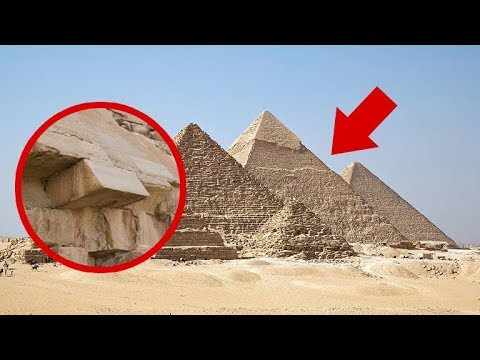 4 PYRAMID MYSTERIES No One Can Explain