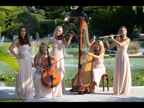 Cover Perfect d'Ed Sheeran-Harpsody Orchestra