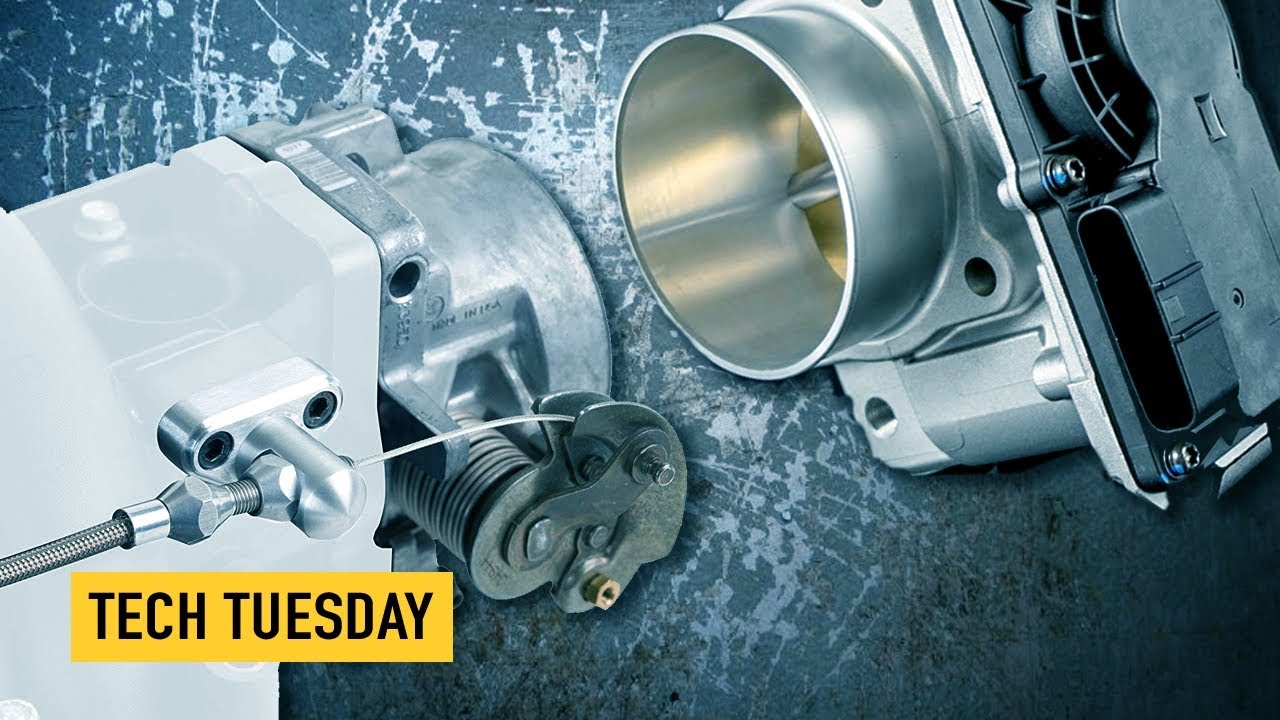 Drive By Wire >> Drive By Wire Or Cable Throttle Tech Tuesday