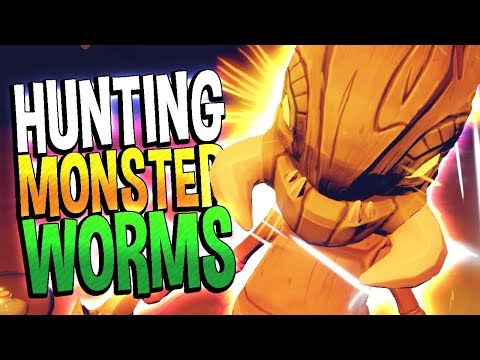 A Township Tale - HUNTING THE SCARY WORMS! Looting the Mines - A Township Tale Gameplay