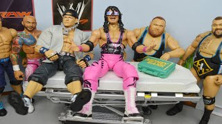 WWE ACTION FIGURE APPOINTMENT! EP. 6!