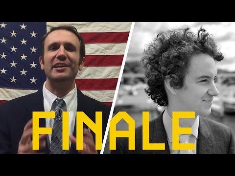 The Armageddan Ends - Dan Ryckert vs. Patrick Klepek [Periscope + Twitch] (01/03/2016)