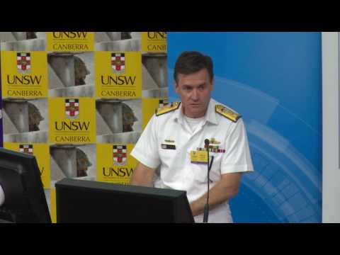 The spectrum of Littoral Operations by Commodore Jay Bannister