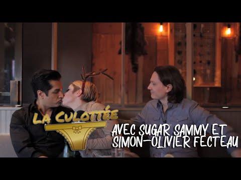 La Culottée rencontre Sugar Sammy et SimonOlivier Fecteau