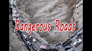 Most Dangerous Road In The World,Death road,most dangerous roads