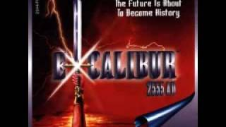 Excalibur 2555 AD soundtrack