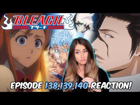 AIZEN GOT HER! Bleach Episode 138, 139, 140 REACTION!