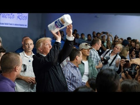 "Trump ""Tweets his Ignorance"" about Puerto Rico"