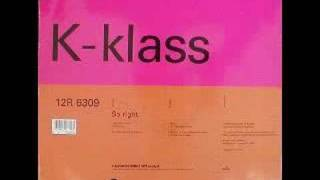 K Klass - so right