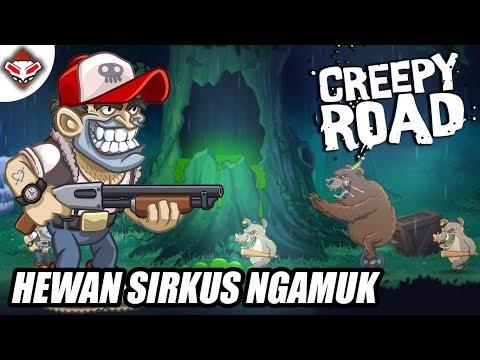 HEWAN SIRKUS NGAMUK - CREEPY ROAD - PC GAMES REVIEW