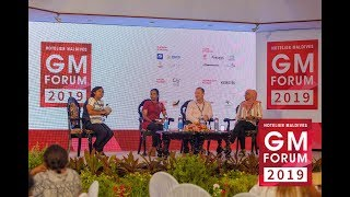 """GM Forum 2019 Highlights: Panel Discussions - """"Bridging the Skills Gap & Women in Hospitality"""""""