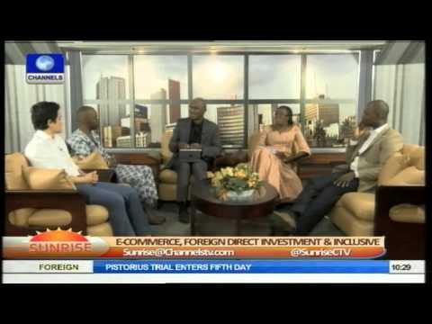 CEOs Of Konga, Jumia, Paga Discuss Effects Of E-Commerce, FDIs in Nigeria Pt.1
