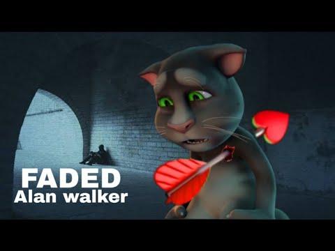 Faded - Alan Walker / Gato Tom