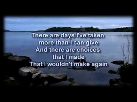 Through All Of It - Colton Dixon - Worship Video With Lyrics