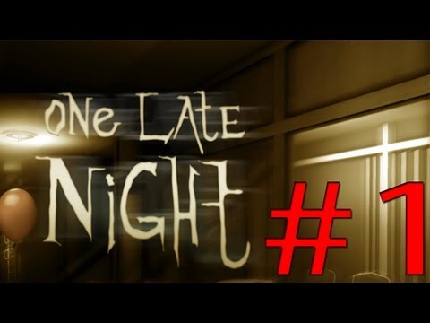 #1 One Late Night SCARIEST FREE INDIE GAME EVER!!! +Free Download Link