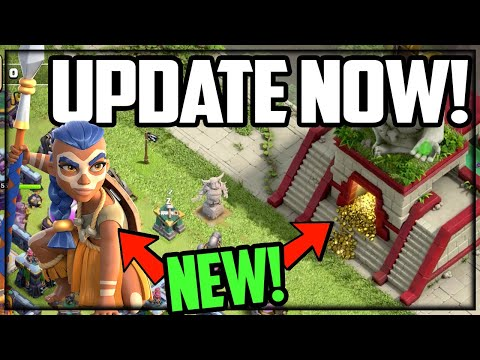 TOWN HALL 14 is HERE! Clash of Clans UPDATE and MORE! - Galadon Gaming