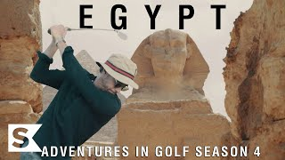 Ancient Golf and Pyramid Views | Adventures In Gol...