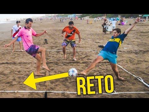 RETO de Fútbol | El JUEGO de las VIDAS