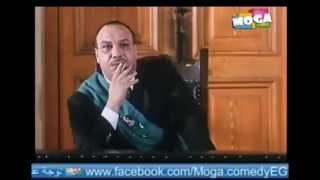 فيلم محامى خلع - مشهد المحاكمة 64 حصان