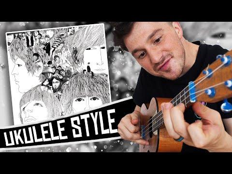 The Beatles Ukulele Style - Revolver ( full album )