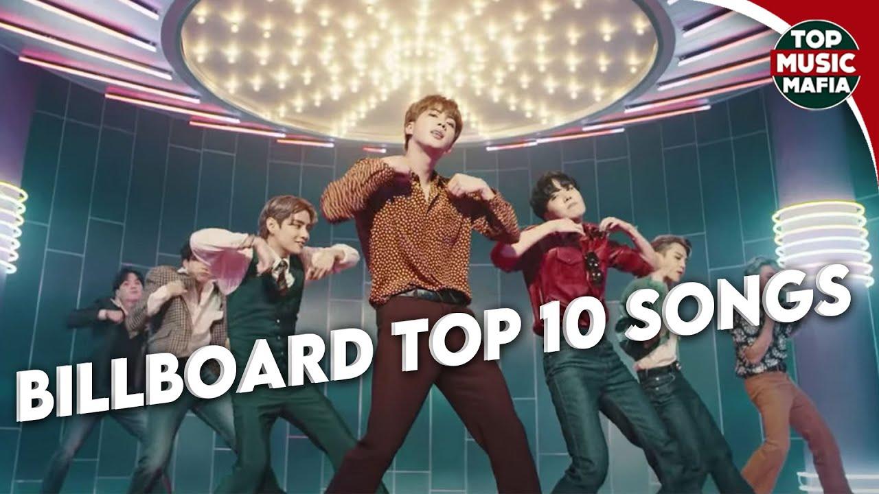 Top 10 Songs Of The Week September 12 2020 Billboard Hot 100 Youtube