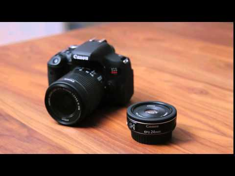 «Verre» une Meilleure Image - EF-S 24mm