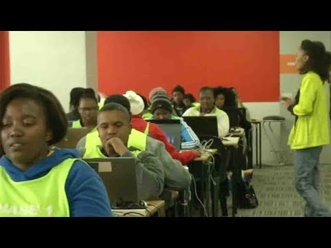 Hope remains despite soaring youth unemployment in South Africa