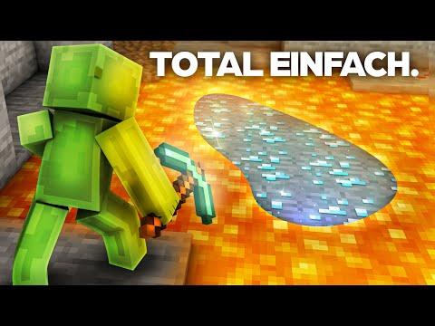 3 VERRÜCKTE Dinge in Minecraft die wirklich funktionieren! #2