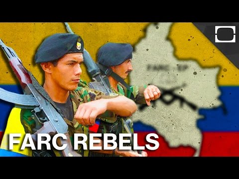 Who Are The FARC Rebels Of Colombia?