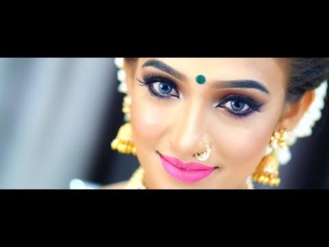 Malaysian Indian Wedding Highlights Of Deven & Dirosha By Golden Dreams Gdu