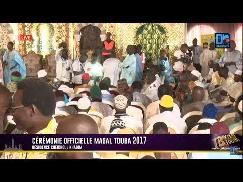 [LIVE] Suivez en direct la cérémonie officielle du Magal Touba 2017