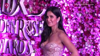 B-town celebs walk Lux Golden Rose Awards red carpet | Entertainment | Mumbai Live