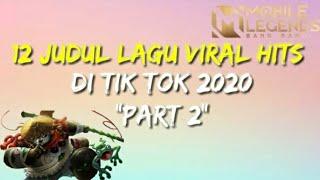20 JUDUL LAGU VIRAL HITS DI TIK TOK 2020 SPESIAL REQUEST SUBSCRIBER | PART 8