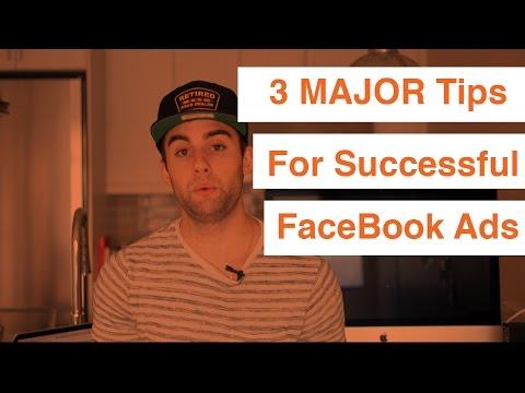 3 Major Tips For FaceBook Ads Success | eCom Dudes Q&A