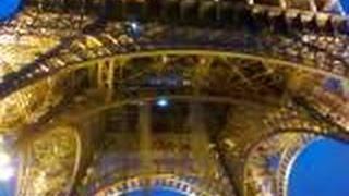 Франция! Париж! Любовь и Эйфелева башня.