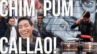 Chim Pum, Callao!!!... Regresé a Perú!