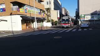 【まだ残ってた】東急バス KSP循環 いすゞエルガ