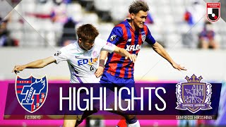 FC東京vsサンフレッチェ広島 J1リーグ 第17節