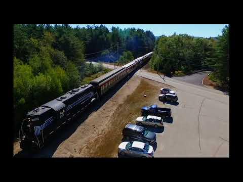 RhodyPhantom Visuals - New Hampshire aerial edit