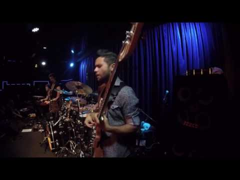Junior Braguinha Bass solo live in Melbourne (Virgil Donati Band)