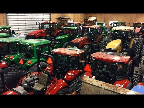 Preview Of Polk Equipment Auction Monday In Leesburg, IN