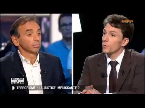 Eric Zemmour et Naulleau Vs Marc Trévidic