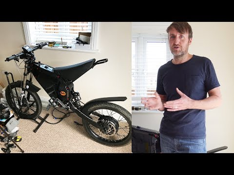REGISTERING AN EBIKE AS A MOTORCYCLE | UK MSVA TEST PART 1