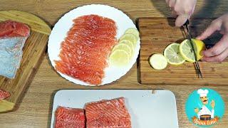 Как засолить красную рыбу (форель) в домашних условиях быстро и просто: рецепт засолки красной рыбы