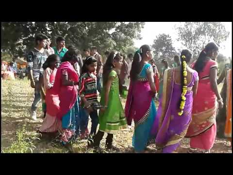 NEW JHABUA DANCE 2017 in adivasi dj song